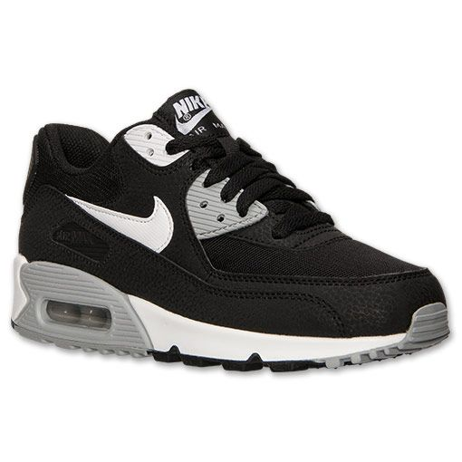 Women s Nike Air Max 90 Essential Running Shoes - 616730 012 ... fe1da13a5