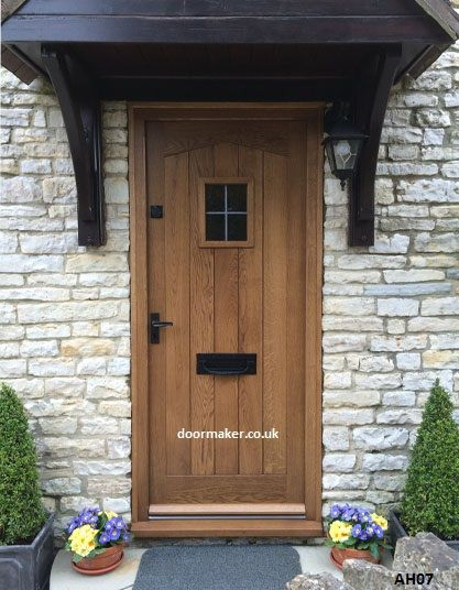 oak cottage door & oak cottage door | Projects to Try | Pinterest | Cottage door Doors ...