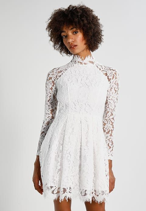 Love Triangle Cocktail dress   Party dress - white for with free delivery  at Zalando 79b53442a667