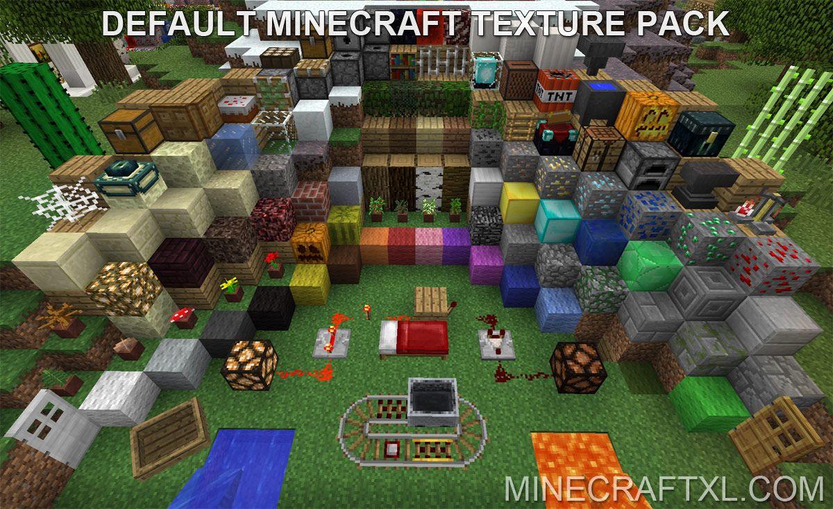 Default Minecraft Texture Pack Google Search Minecraft Pinterest - Minecraft redstone hauser download