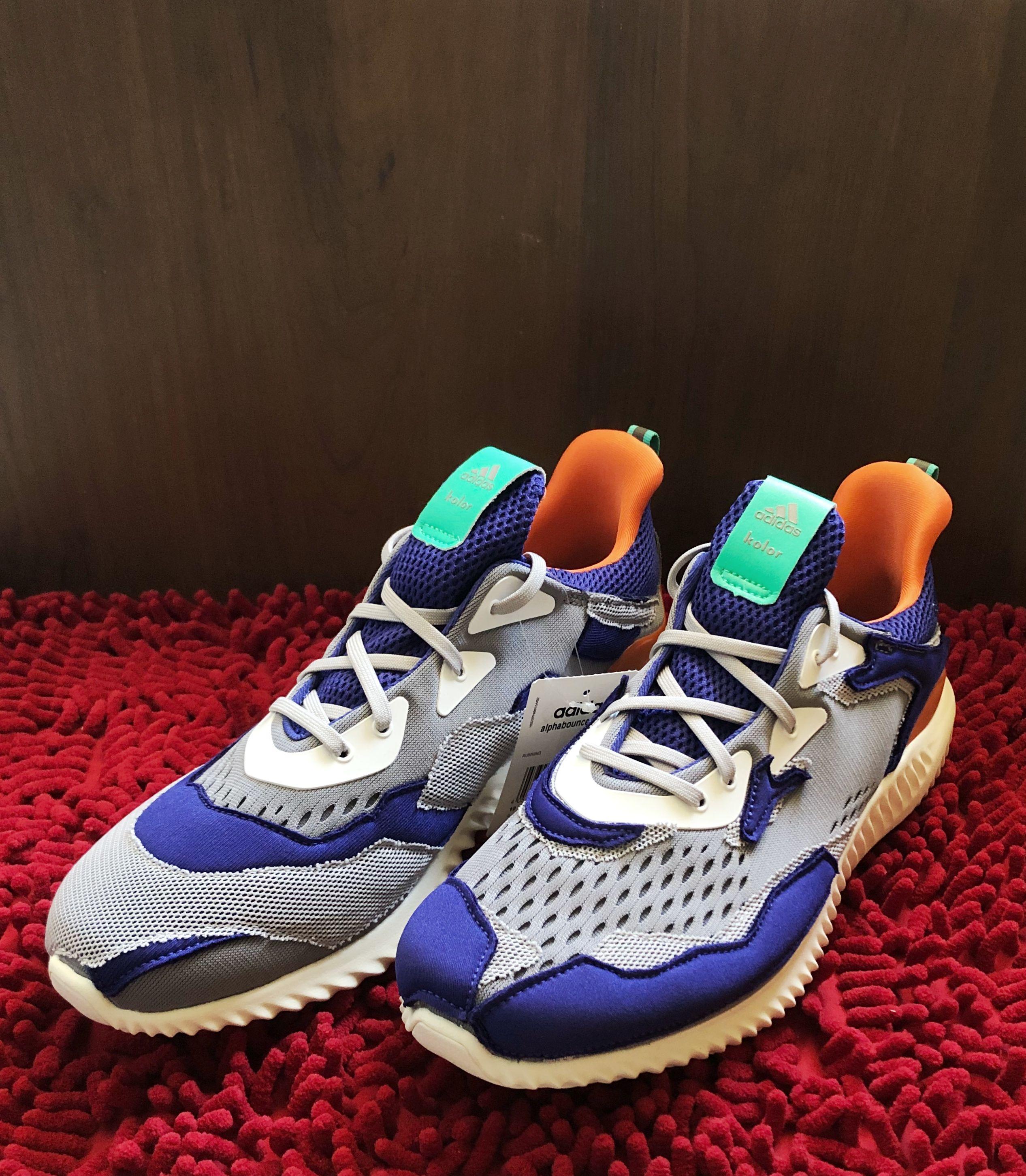 6a97852f4df Adidas Alphabounce Kolor 🔥🔥🔥