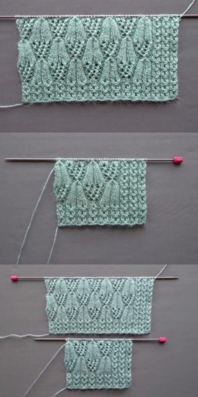 Exemple de modèle de tricot pour dames gilets #strickanleitungbaby   – örgü
