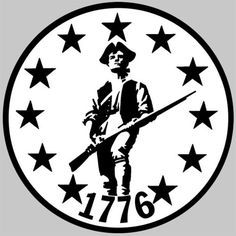1776 soldier vector google search patterns templates for American revolutionary war tattoos