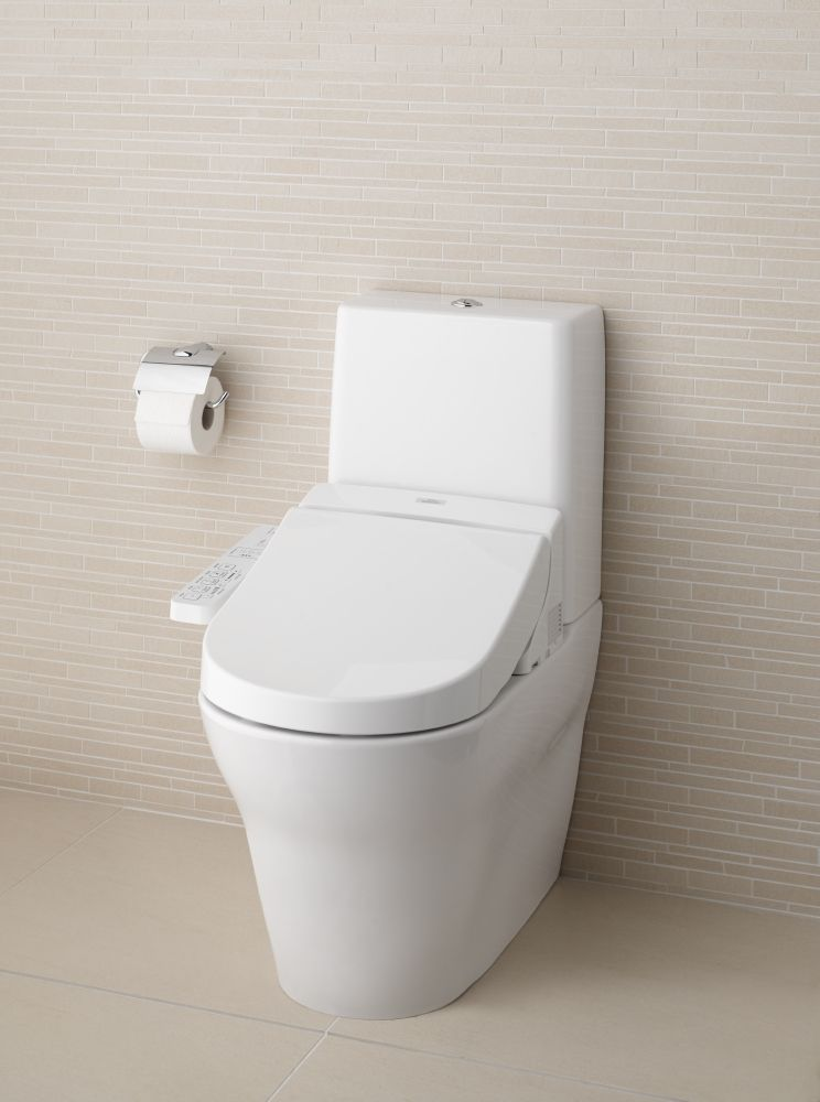 Combination Toto Washlet Ek 2 0 With Side Connections Toto Mh