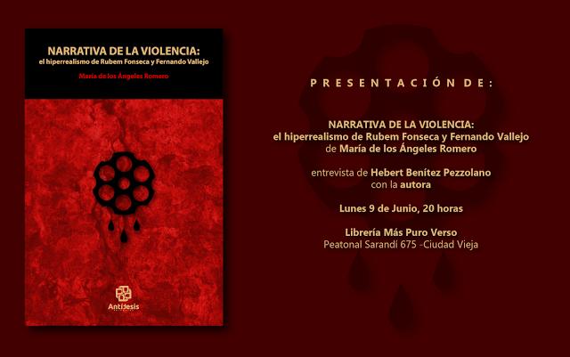 Antítesis Editorial:    PRESENTACIÓN- NARRATIVA DE LA VIOLENCIA: EL HIP...