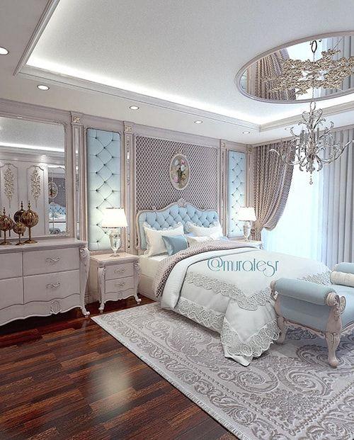 33 Glamorous Bedroom Design Ideas: 39 Amazing And Inspirational Glamour Bedroom Ideas