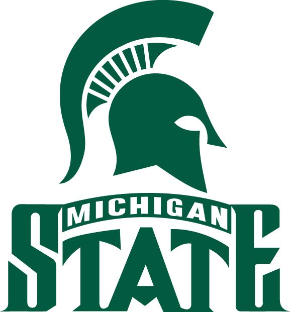 michigan state university clip art cliparts co msu the rh pinterest com msu logistics degree msu logo colors