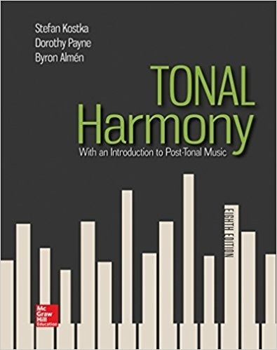 Tonal harmony 8th edition by stefan kostka pdf instant download tonal harmony 8th edition by stefan kostka pdf instant download fandeluxe