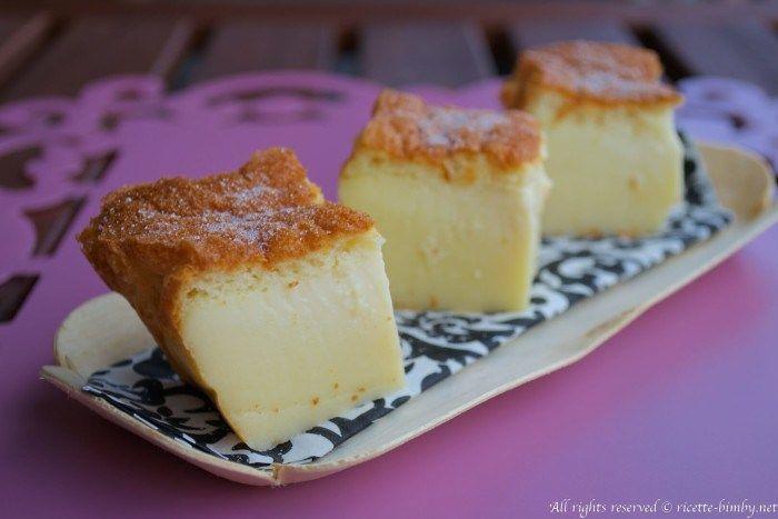 Torta magica Bimby