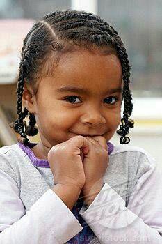 BEAUTÉ Les plus belles coiffures pour petite fille
