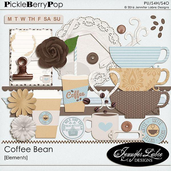 Coffee Bean: Elements