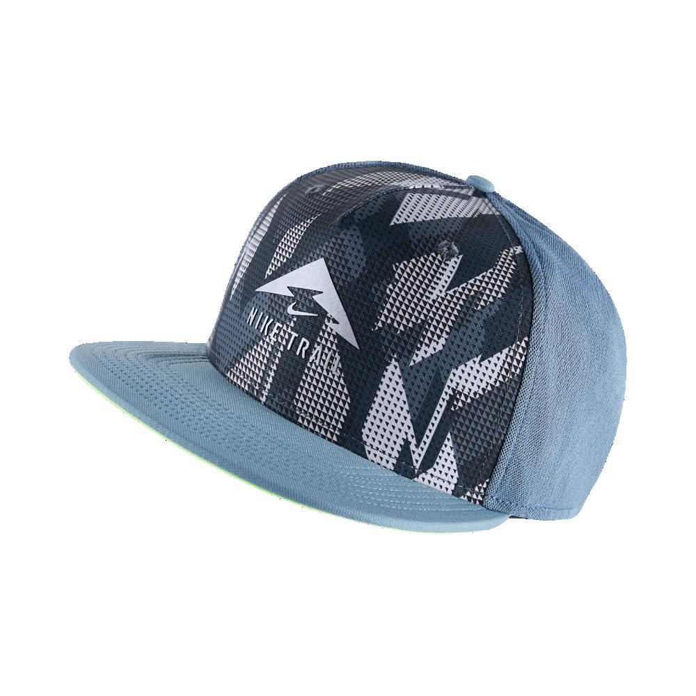 08e13e8a8c5 Nike Trail AeroBill Trucker Hat (Bl