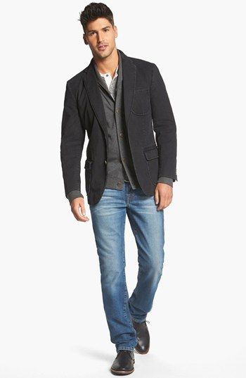 Kroon Sportcoat, Ted Baker London Cardigan & Joe's Jeans available ...