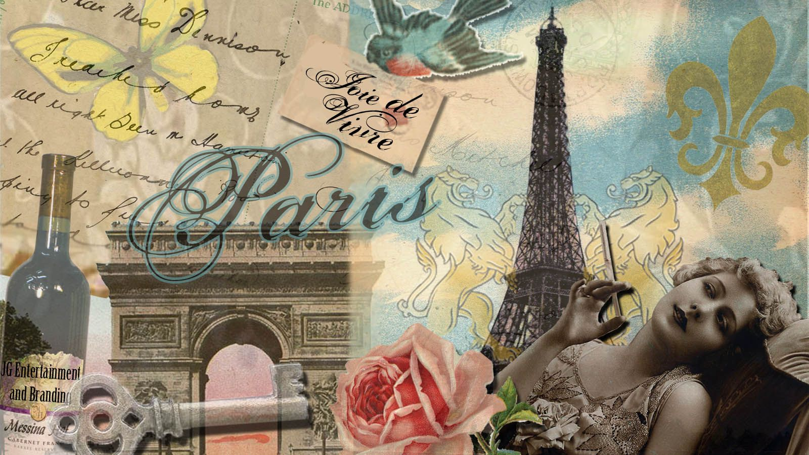 It is all about Paris.