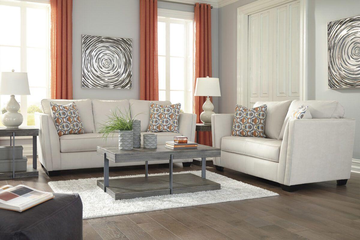 La scelta del color avorio per il soggiorno può risultare ...