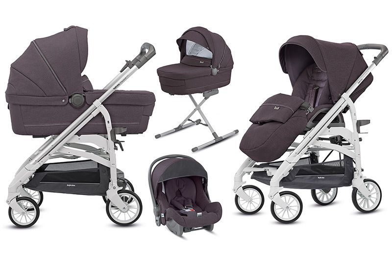 Trilogy From The Travel System To Quattro System Inglesina Baby Strollers Trilogy Baby Nursery
