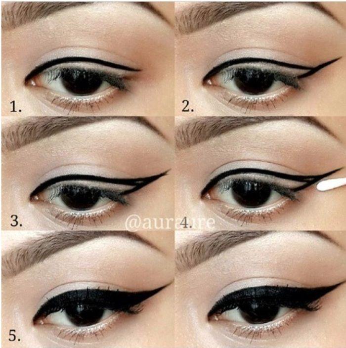 Eyeliner Uygulaması Nasıl Yapılır