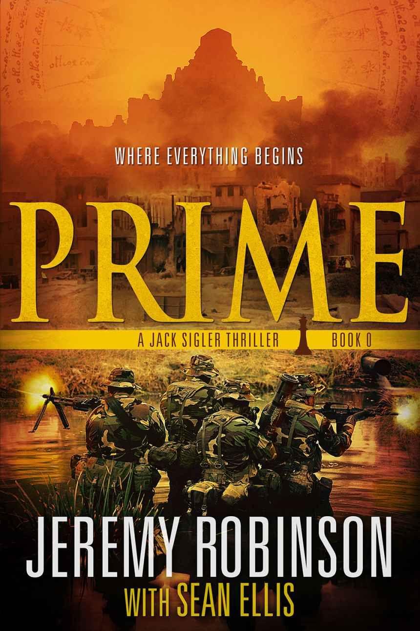 Prime (A Jack Sigler Thriller Book 0) - Kindle edition by