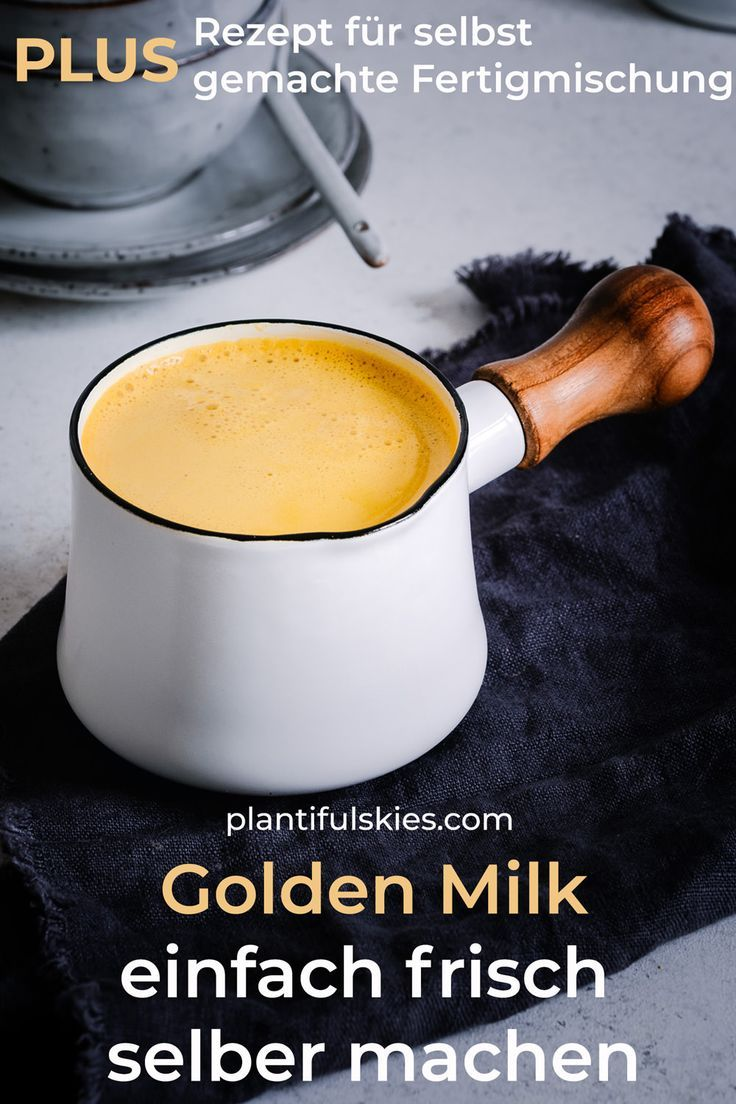 Photo of Golden milk with cardamom – a quick recipe without curative …
