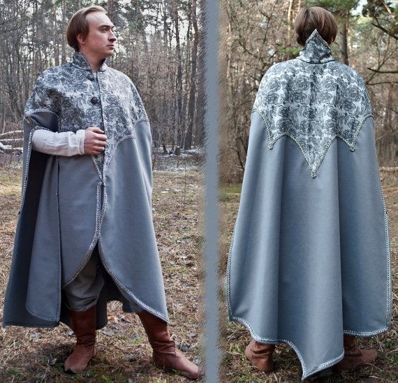 Fantasy Long Homme Manteau Cérémoniel Homme Manteau Fantasy Long Cérémoniel Long H2WEDI9Y