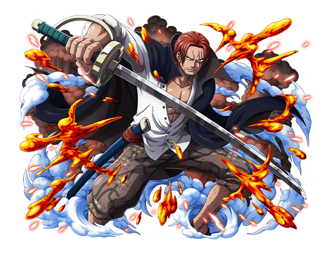 akagami shanks one of four yonko by bodskih on deviantart one piece anime ace and luffy one piece chapter