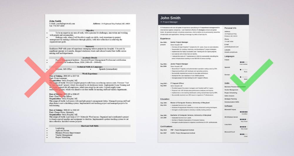 45 Best Resume Tips Tricks Amazing Writing Advice Project Manager Resume Basic Resume Student Resume