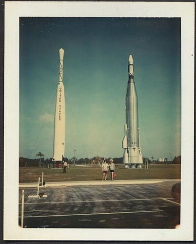 Cape Canaveral 1960 Cape Canaveral Space Travel Florida