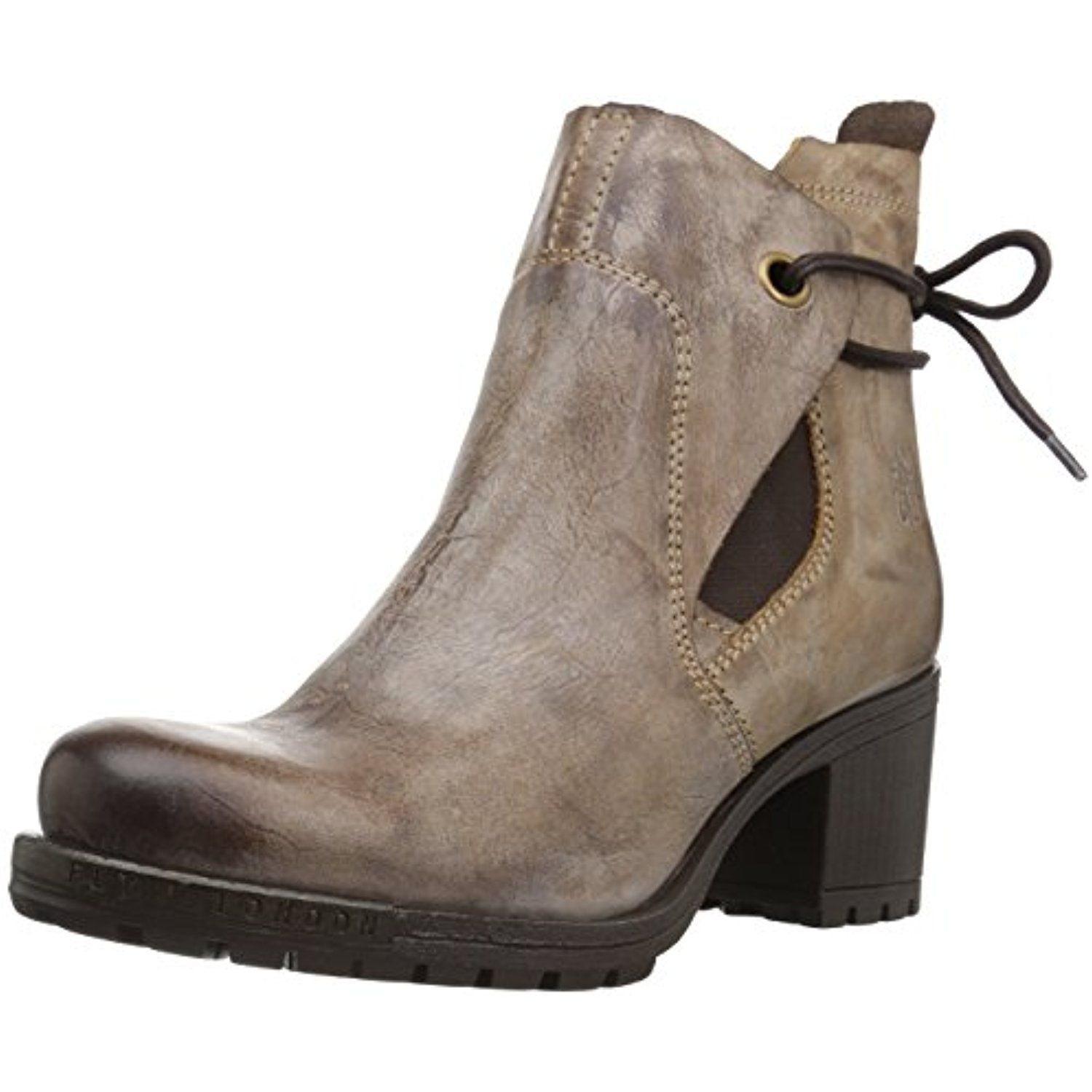 Women's Luxe048fly Fashion Boot