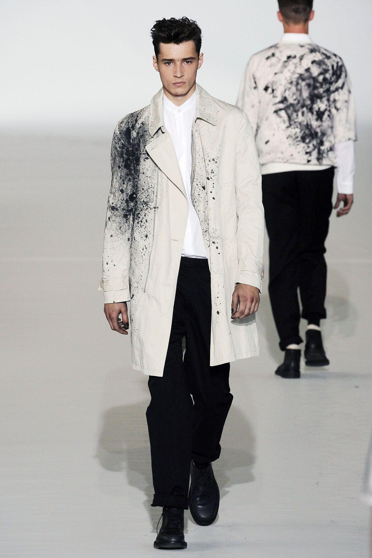 Kris Van Assche SS11 Mode Homme, Couture, Mode Grunge, Mode Sombre, Mode 9d682a76f8d