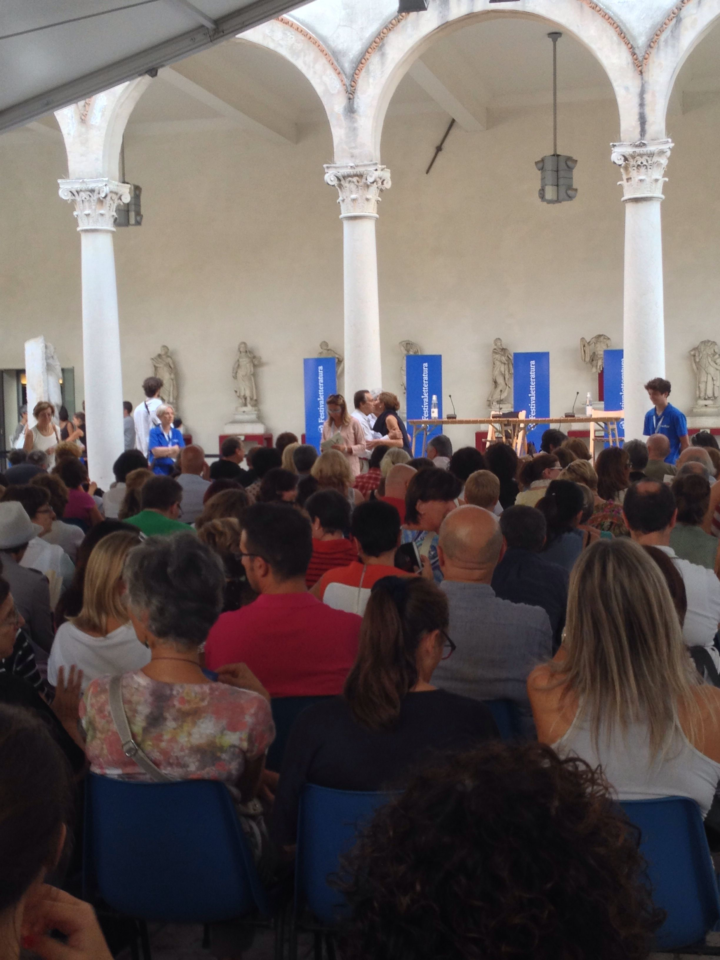 Festival Letteratura 2014. Mantova