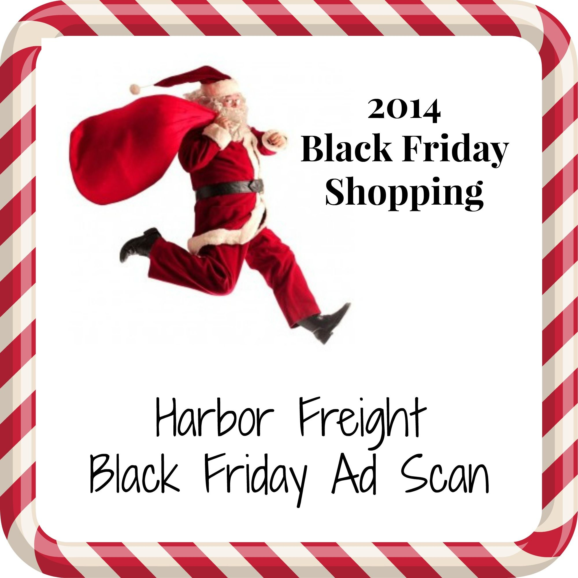 Harbor Freight Black Friday 2014 Ad Scan Black friday