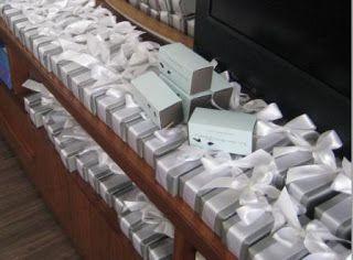 Love Bird Wedding Favors Salt Pepper Shakers In Gift Package As Low 2