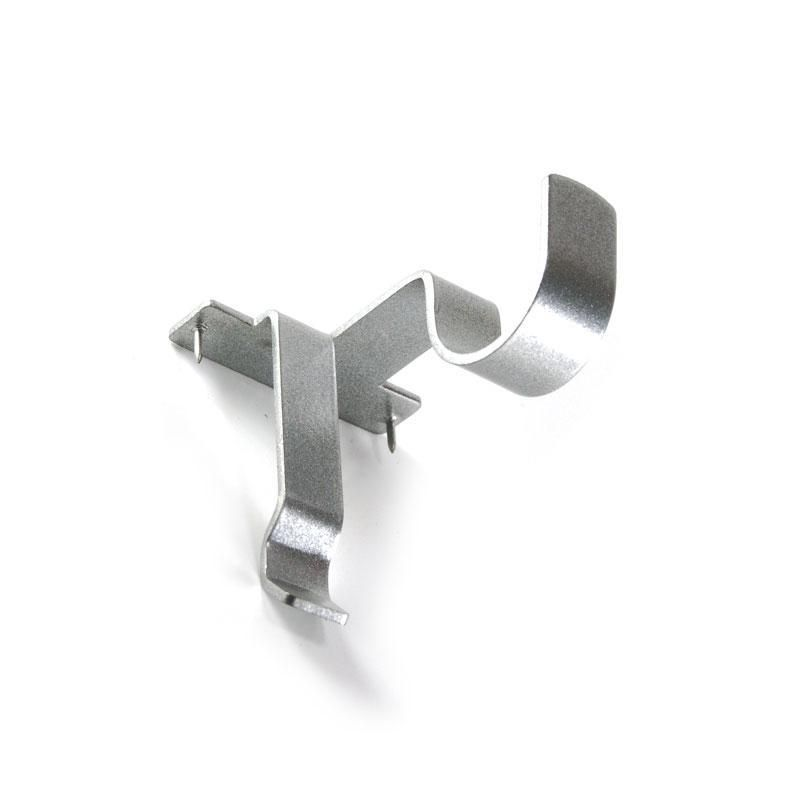 Center Support Curtain Rod Bracket Single Curtain Rod Brackets