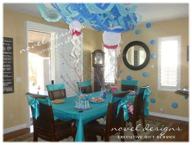 Custom Under The Sea Kids Birthday Party Decor Gift Bags Party - Children's birthday venues las vegas