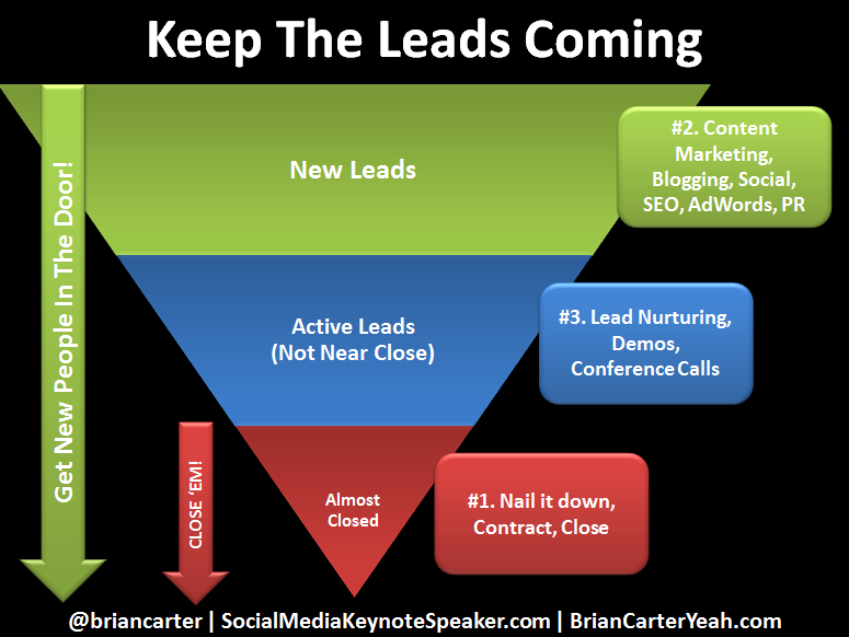 B2B Lead Generation http://briancarteryeah.com/blog/business-to-business-lead-generation/keep-the-internet-leads-coming-with-seo-and-social-media/