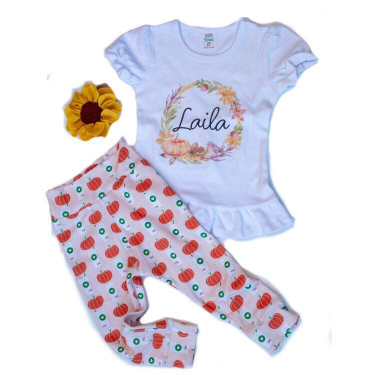 3f1a22512780 Baby - Toddler   Pumpkin Spice Latte  Fall baby clothes   Dance ...