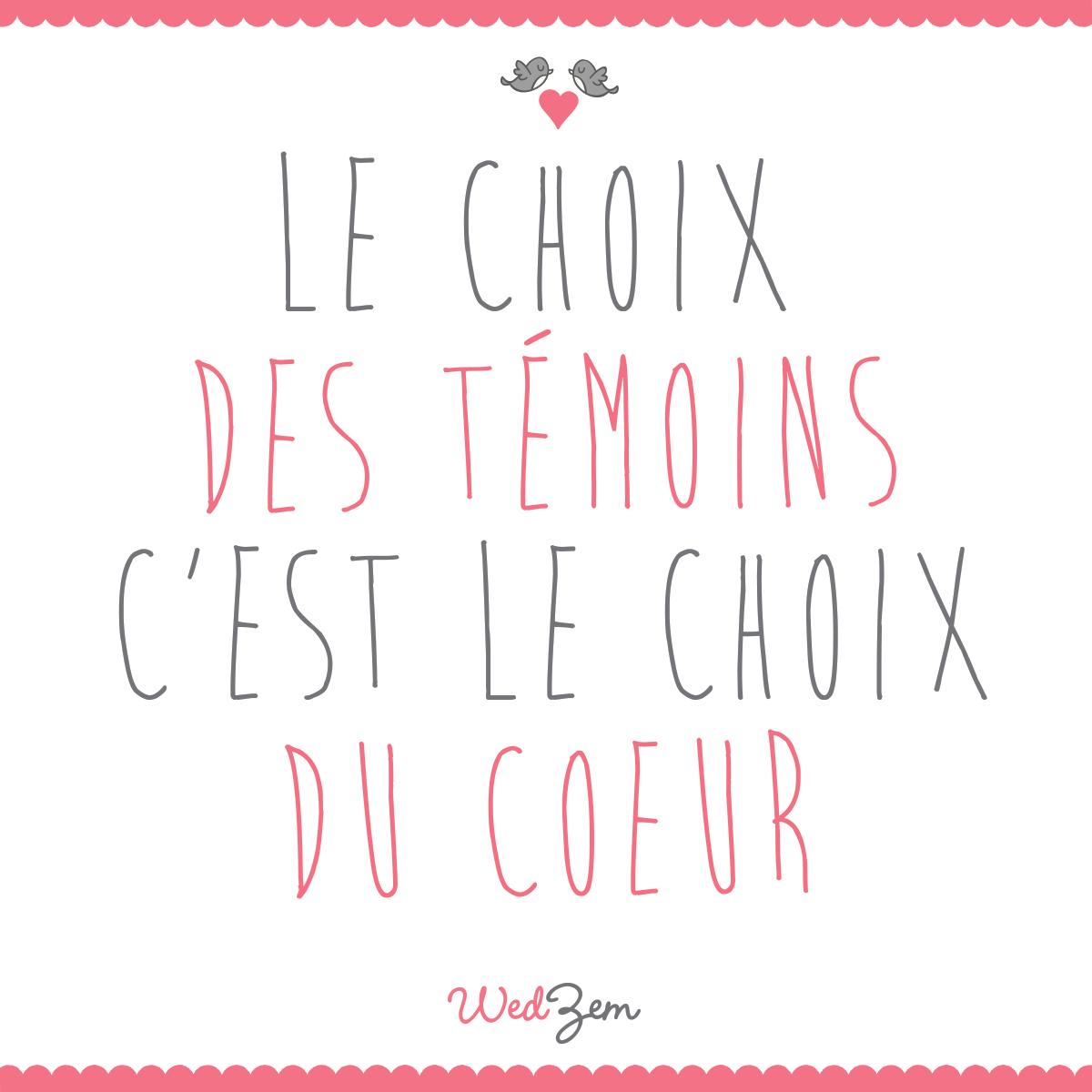 Du Love Du Love Et Encore Du Love Pour Les Témoins De