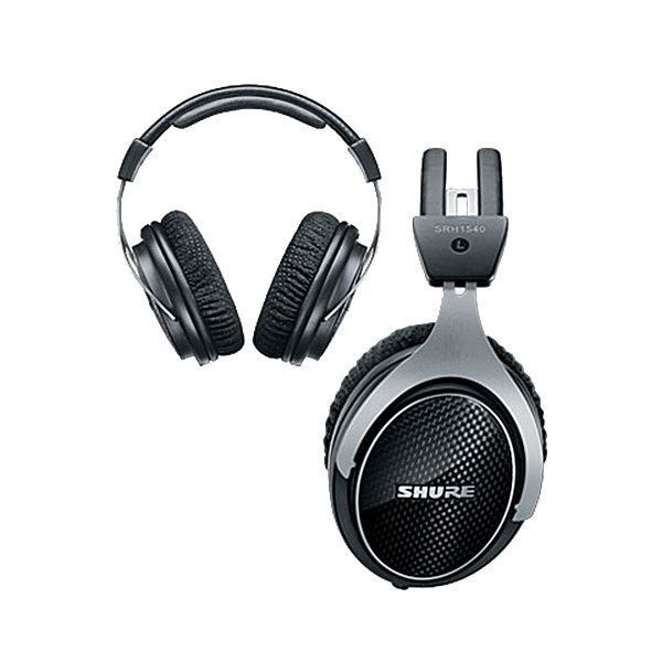 Shure Srh1540 Professional Closed Back Studio Headphones Studio