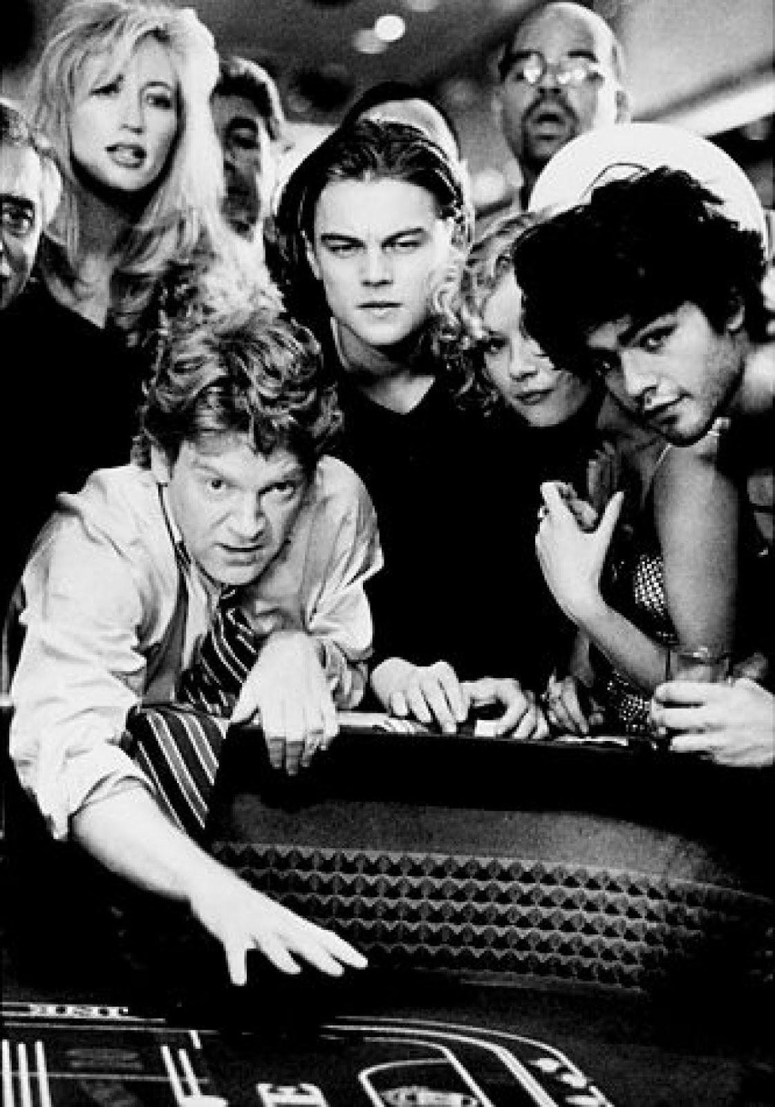 Celebrity Movie Still 1998 L To R Kenneth Branagh Leonardo Dicaprio Gretchen Mol Adrian Grenier