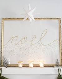 Image result for scandi style mantel