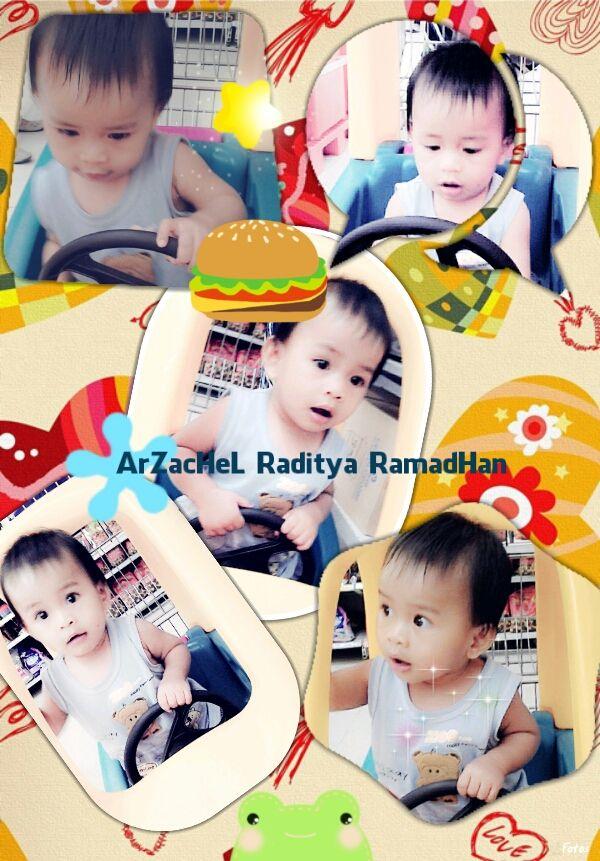 . u're my everything baby ArzacheL..,