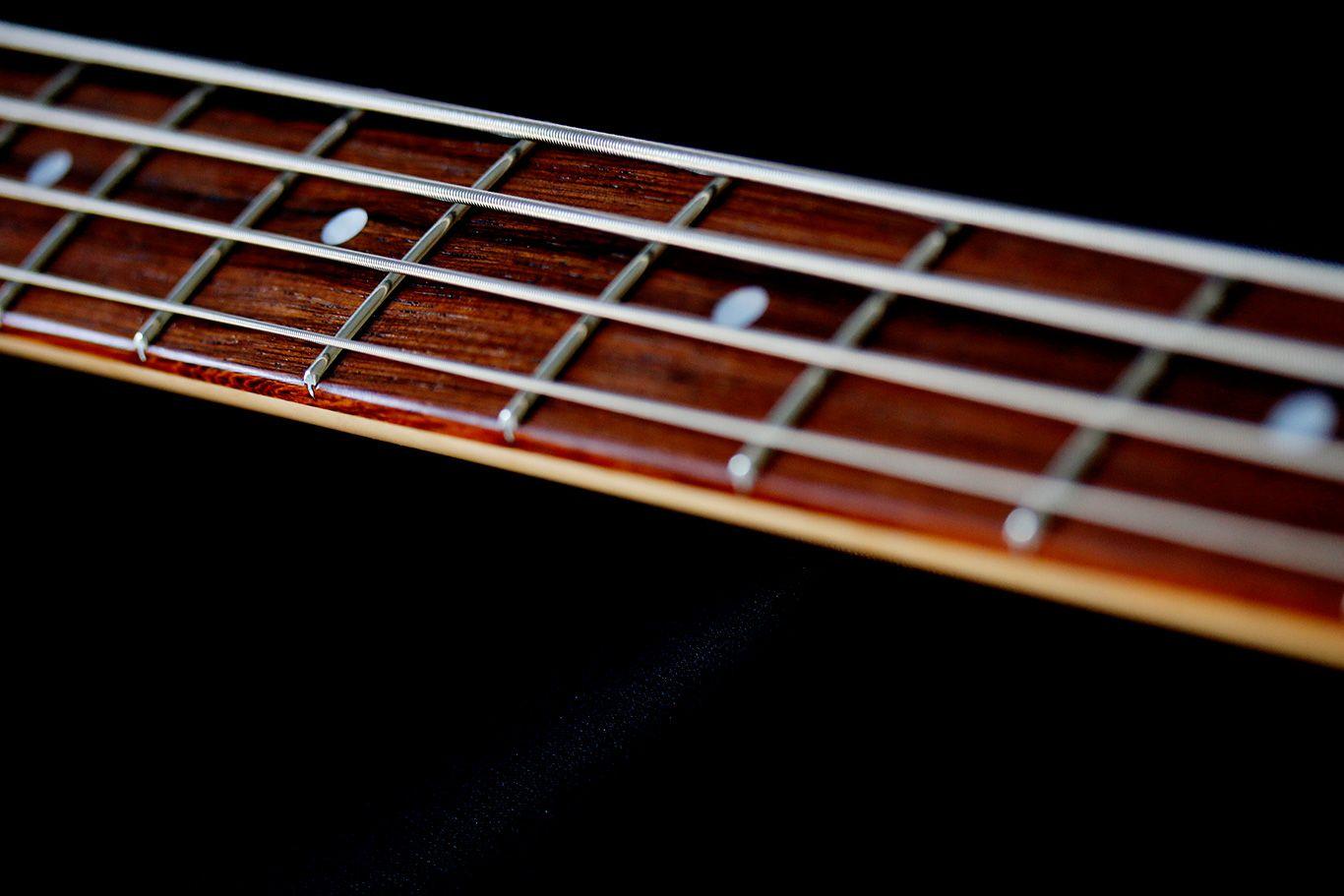 Deimel Firestar Bass »Mars Gold«