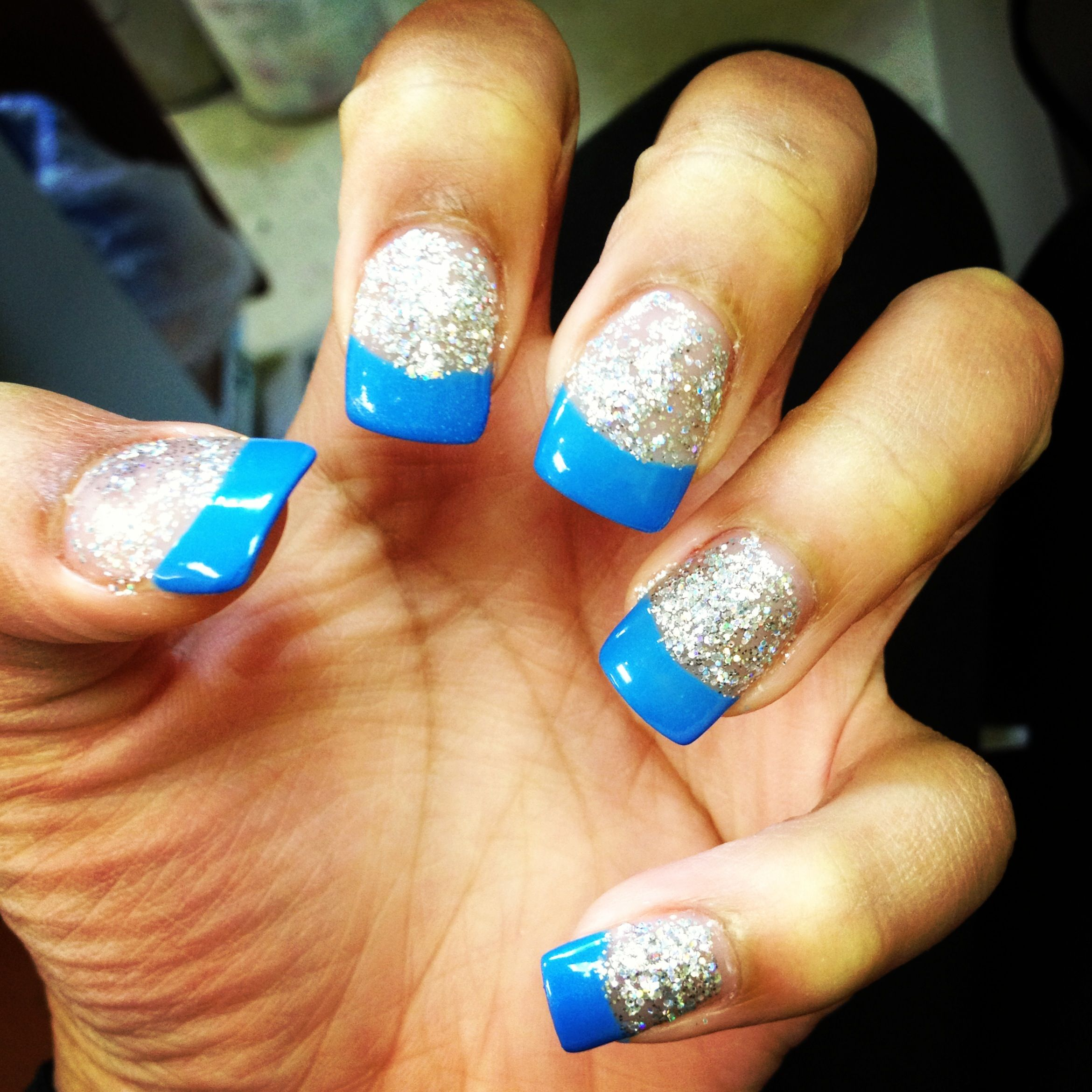 Prom nails | S L A Y | Pinterest | Prom nails, Manicure and Hair makeup