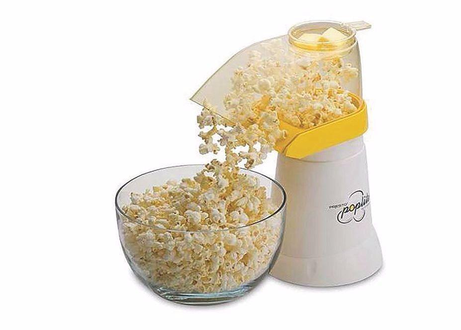 Hot Air Popcorn Popper Poplite Gourmet