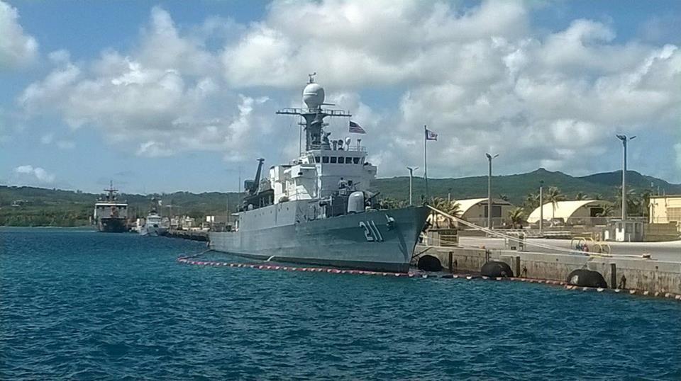 La Marina de Guerra del Perú incorpora la Corbeta BAP Ferré (PM-211 ...
