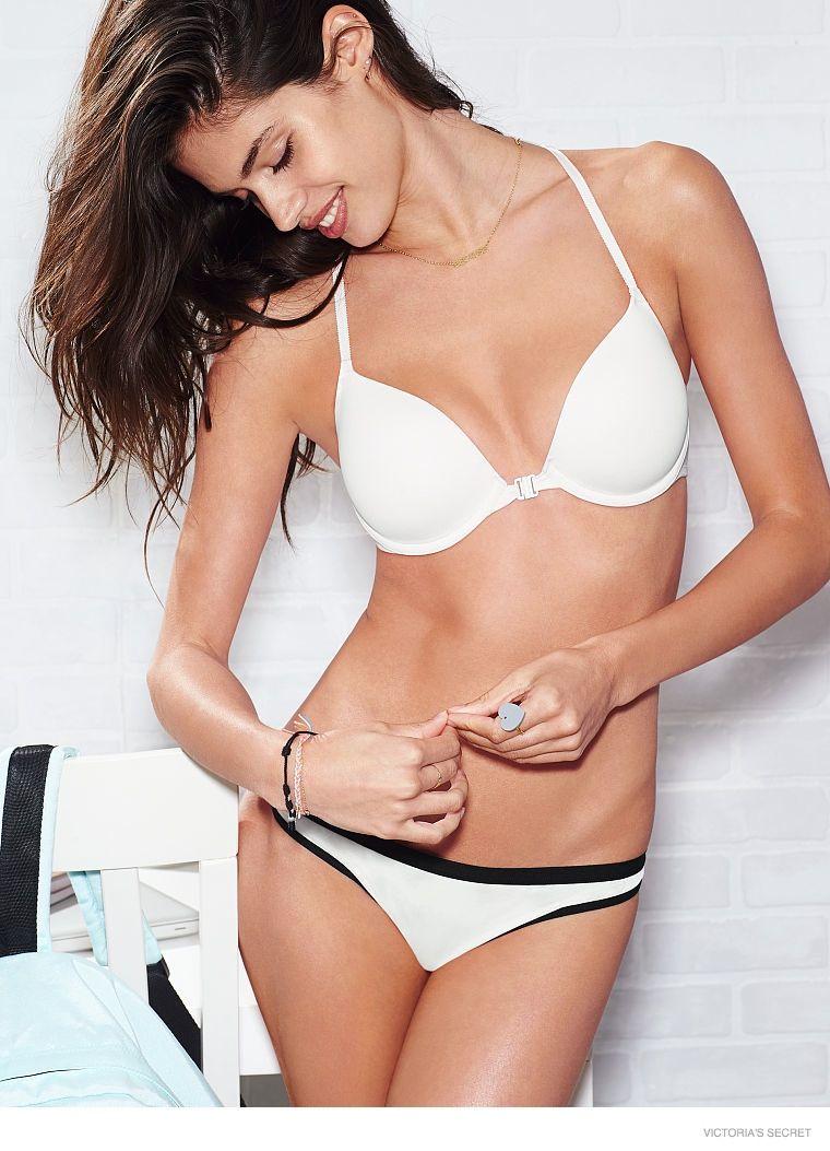 4c0c8fc84af1 Sara Sampaio Models Loungewear for Victorias Secret Pink Shoot Cute Bras,  Victoria Secret Lingerie,