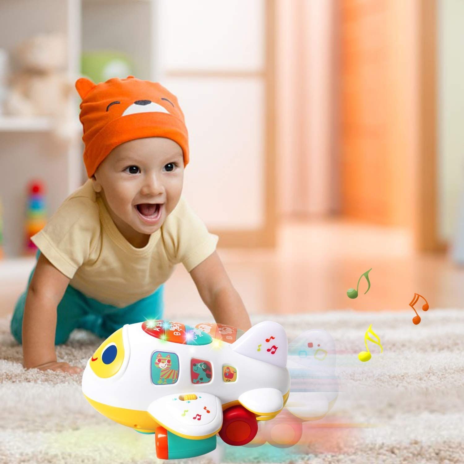 Musical Toys for Babies Toddlers Boy Girl Gifts Toddler Play Learning Activities