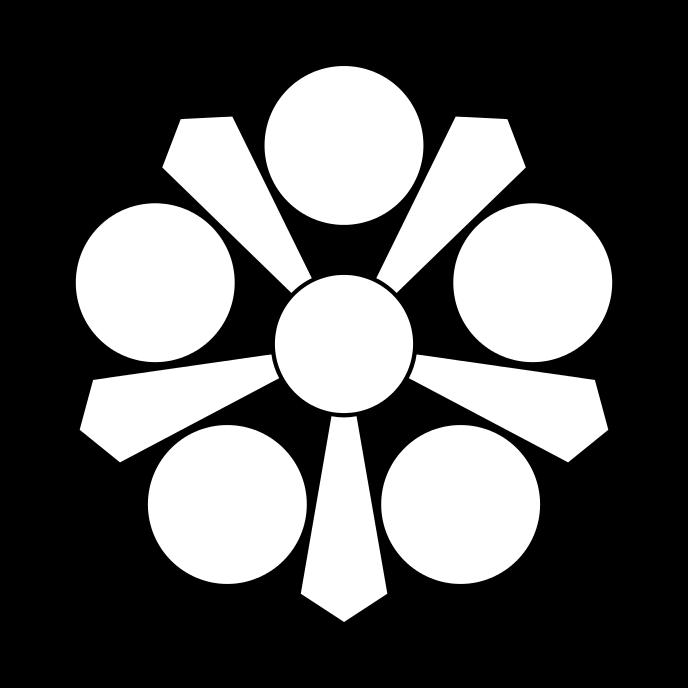 長剣梅鉢 ちょうけんうめばち Cyouken Ume Bachi The Design Of Plum