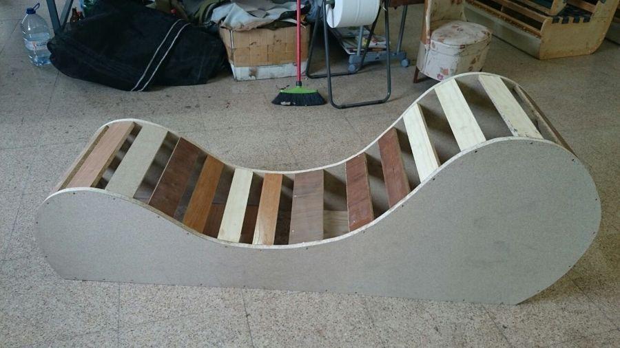 Tapizar un sillon tipo chaise longe presupuesto - Presupuesto tapizar sofa ...
