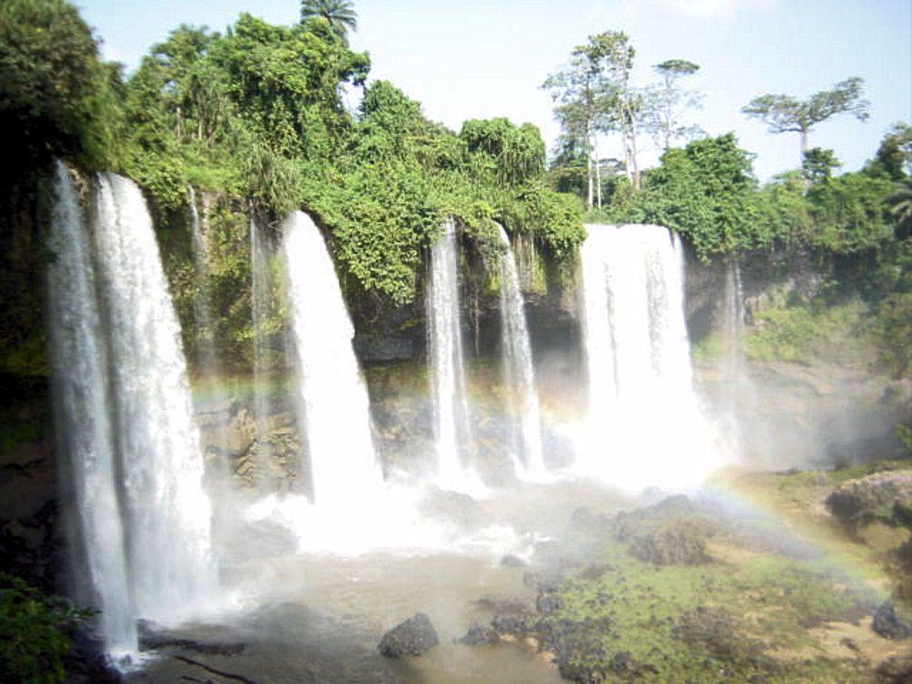Waterfalls In Nigeria